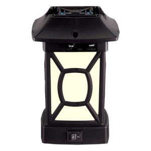 Lampion Cambridge marki Thermacell to urządzenie na komary które nie tylko odstrasza komary ale i ładnie oświetla