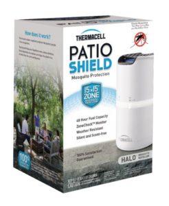 Urządzenie na komary marki Thermacell - model Halo biały