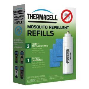 Opakowanie wkładów do urządzenie odstraszającego komary thermacell