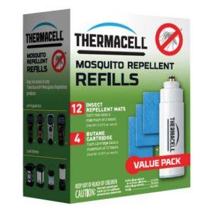 Wkłady uzupełniające wielopak do urządzeń odstraszających komary rodziny Thermacell